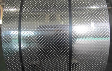 Aluminum Tread Plate Anti Corrosion And Anti Rust