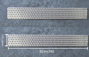 Traction Tread Safety Grating Has Different Patterns