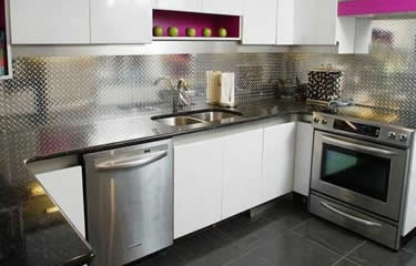 Diamond Stainless Steel Tread Plate Used For Kitchen Decoration